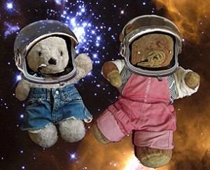 Bear Buddys in Space